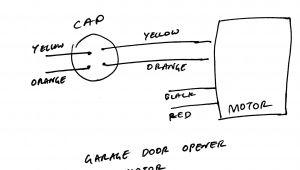 4 Wire Condenser Fan Motor Wiring Diagram 4 Wire Motor Diagram Schema Diagram Database