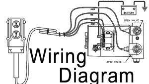 4 Wire Dump Trailer Control Diagram How to Wire A Dump Trailer Remote International