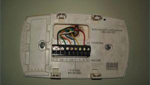 4 Wire Honeywell thermostat Rth111b Wiring Diagram Gh 8940 Honeywell thermostat Wiring Diagram Rth2300 Free