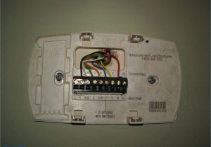 4 Wire Honeywell thermostat Rth111b Wiring Diagram Gh 8940 Honeywell thermostat Wiring Diagram Rth2300 Free