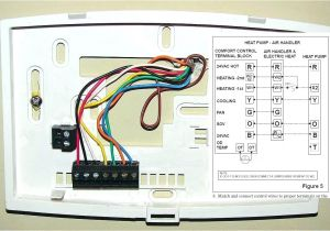 4 Wire Honeywell thermostat Rth111b Wiring Diagram Honeywell Pump Wiring Diagram Heat Pump thermostat Wiring