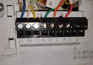 4 Wire Honeywell thermostat Rth111b Wiring Diagram Honeywell thermostat Wiring Kobe 1balmoond Mooiravenstein Nl