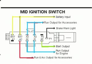 4 Wire Ignition Switch Diagram Universal Tractor Wiring Diagrams Wiring Diagram Perfomance
