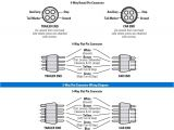 4 Wire Trailer Hitch Wiring Diagram Wiring Diagram for Trailer Light 4 Way Bookingritzcarlton Info