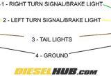 4 Wire Trailer Wiring Diagram 4 Wire Trailer Diagram Wiring Diagram Expert