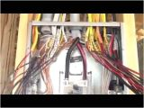 400 Amp Service Wiring Diagram How to Install 200 Amp Sub Panel