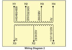 480 120 Control Transformer Wiring Diagram 480 to 120 Transformer Wiring 3 Phase Transformer Wiring
