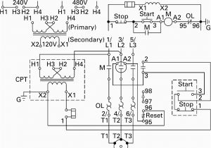 480 120 Control Transformer Wiring Diagram 480 Volt Wiring Diagram Schematic Wiring Diagram