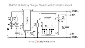 4s Lipo Battery Wiring Diagram Understanding Lipo Charging Protection Circuit Electrical