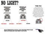 4×6 Led Headlight Wiring Diagram Us 38 23 14 Off 90w Front Led Scheinwerfer Versiegelt Hallo Abblendlicht Fur Gmc Savana 1500 3500 2500 Safari Lkw 1 Stucke Led Sealed Beam