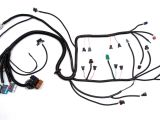 5.3 Vortec Wiring Harness Diagram 5 3l Vortec Wiring Harness with Labels Auto Electrical