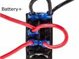 5 Pin Fog Light Switch Wiring Diagram Roof Lights 5 Pin Spst On Off Blue Led Indicator Rocker