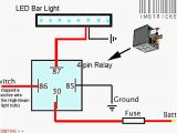 5 Pin Relay Wiring Diagram Driving Lights with Led Light Bar Wiring Kit for 52 as Well Led Light Bar Wiring