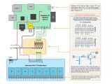 5 Post Relay Wiring Diagram How to Wire A Raspberry Pi to A Sainsmart 5v Relay Board Raspberry