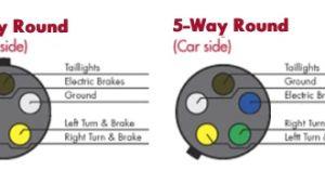 5 Way Round Trailer Plug Wiring Diagram Ct 1735 Five Flat Trailer Wiring Diagram Free Diagram
