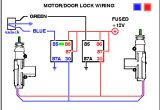 5 Wire Central Locking Actuator Wiring Diagram Power Door Locks Wikipedia