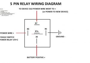 5 Wire Door Lock Relay Diagram 14b192 Aa Relay Wiring Diagram Wiring Diagram Show