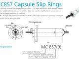 5 Wire Stator Wiring Diagram Kapsel Schleifringe 56 Drahte Dia 25mm Kompakte Robotic Drehgelenk Elektrische Oder Stator High End Buy Robotic Schleifringe Kapsel