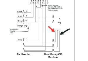 5 Wire thermostat Wiring Diagram 4 Wire thermostat Easycleancolombia Co