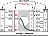 5 Wire thermostat Wiring Diagram Wiring A Honeywell thermostat with 5 Wires Wiring Diagram Schematic