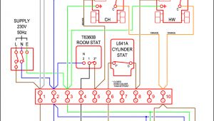 5 Wire Zone Valve Diagram Honeywell Motorised Valve