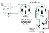 50 Amp 4 Prong Plug Wiring Diagram Wiring Diagram for 220 Volt Generator Plug Outlet Wiring