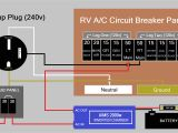 50 Amp Rv Power Cord Wiring Diagram 50 Amp Plug Wiring Diagram Wiring Diagram
