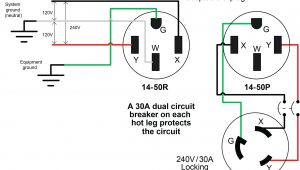 50 Amp Rv Receptacle Wiring Diagram Electric Wiring Diagram for G 50a Wiring Diagrams Bib