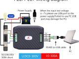 50a to 30a Rv Adapter Wiring Diagram Pzem 017 Dc Kommunikation Box Rs485 Interface Modbus 0 300v 300a Shunt Usb Kabel