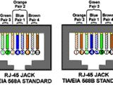 586a Wiring Diagram Cat5e Cable Wiring Standard Cat 5e Cable Pin assignment Cat 5 Wire