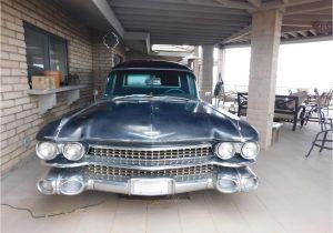 59 Cadillac Hearse 1959 Cadillac Hearse for Sale Classiccars Com Cc 1070862