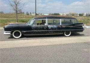59 Cadillac Hearse 1959 Cadillac Miller Meteor Hearses for Sale Pinterest