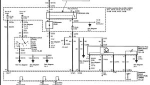 6.0 Powerstroke Fuel Pump Wiring Diagram Wiring Diagram for Fuel Pump Circuit ford Truck