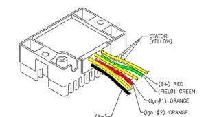 6 Pin Regulator Rectifier Wiring Diagram 6 Wire Rectifier Wiring Diagram Wiring Diagram Networks