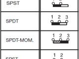 6 Pin Slide Switch Wiring Diagram Slide Switch Precise Information and Various Applications