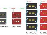 6 Volt Rv Battery Wiring Diagram Wiring 12v Rv Batteries In Parallel Wiring Schematic
