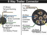 6 Way Trailer Plug Wiring Diagram 6 Pin Trailer Plug Wiring Wiring Diagrams for