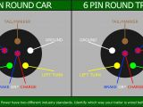 6 Way Trailer Wiring Diagram 6 Pin Trailer Plug Wiring Wiring Diagram Name