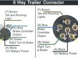 6 Way Trailer Wiring Diagram 6 Pin Trailer Wire Diagram Wiring Diagram Post