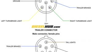 6 Way Trailer Wiring Diagram 6 Pin Trailer Wire Diagram Wiring Diagram Post