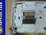6 Wire Honeywell thermostat Wiring Diagram How to bypass Jump A Heat Pump thermostat 6 Wiring Combinations