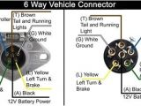 6 Wire Trailer Harness Diagram 6 Pin Trailer Harness Wiring Diagram Img