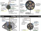 6 Wire Trailer Plug Diagram 6 Way Trailer Plug Wiring Diagram Travel Wiring Diagram Database Blog