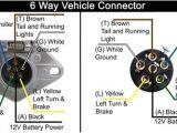 6 Wire Trailer Plug Diagram Trailer Wire Diagram 6 Pin Wiring Diagram Database Blog