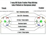 6 Wire Trailer Wiring Diagram ford Trailer Wiring Color Code Wiring Diagram Datasource