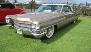 63 Cadillac Coupe Deville Cadillac De Ville Series