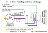 66 Chevy Truck Wiring Diagram 1966 Chevy Truck Wiring Diagram