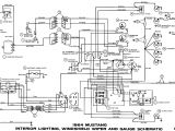 66 Mustang Wiper Switch Wiring Diagram 1964 ford Radio Wiring Wiring Diagram