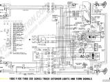 67 Mustang Turn Signal Switch Wiring Diagram ford Turn Signal Wiring Harness Wiring Diagram World