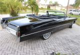 68 Cadillac Convertible 1968 Cadillac De Ville Convertible From 60s and 70s American Cars On